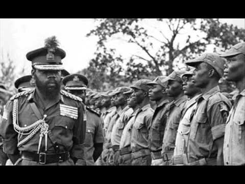 Oliver De Coque- Nnata Chief Emeka Odumegwu Ojukwu 2