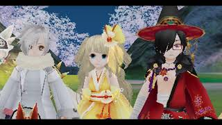 Game | Toram Online | Event Hanami Guild Convivencia