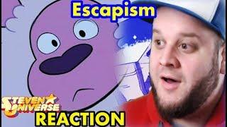 "Steven Universe   Season 5 Episode 28 ""Escapism""  REACTION"