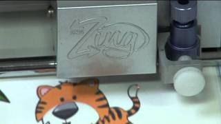 KNK Zing Icing Print and Cut.wmv