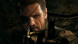 METAL GEAR SOLID V: THE PHANTOM PAIN - E3 2013 Extended Director's Cut Trailer (ESRB)