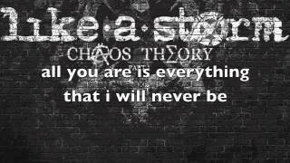 like a storm - love the way you hate me - lyrics