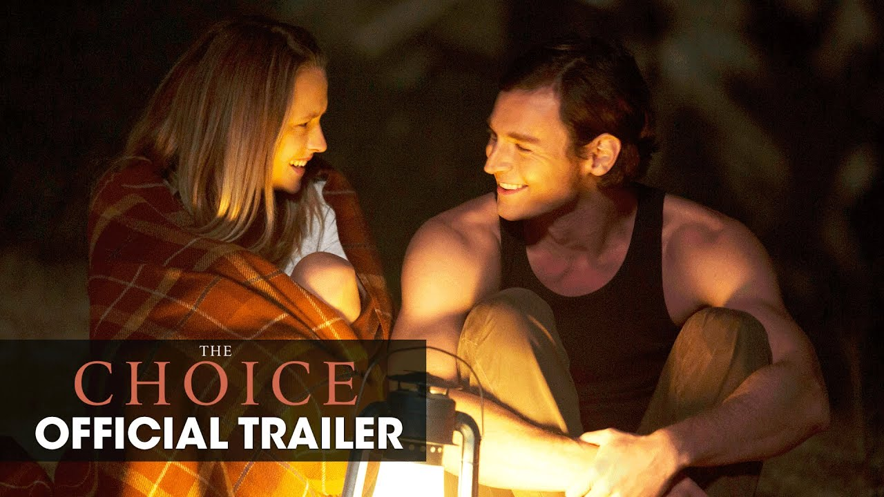 The Choice Nicholas Sparks 2016 Movie Official Teaser Trailer