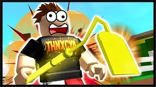 BUYING THE *ULTIMATE* GOLDEN HOE!! | Roblox Farming Simulator