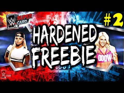 WWE SUPERCARD S3 #2 – HARDENED FREEBIE!!!!