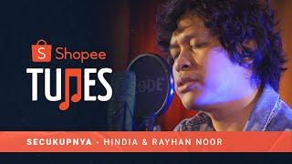 Hindia feat. Rayhan Noor - Secukupnya (Akustik) | Shopee Tunes