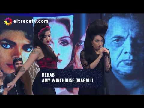 Por su calidad vocal fue elegida la mejor Amy Winehouse