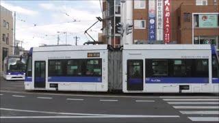 函館市電9600形 (らっくる号)