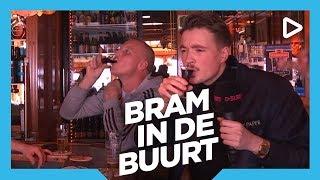 Nooit eerder vertoonde beelden - Bram In De Buurt | SLAM!