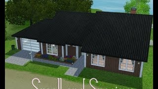 The Sims 3 | House Building - Small and Spacious
