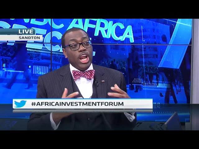 Africa is the place to be, AfDB's Akinwumi Adesina explains why