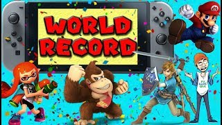 Nintendo Switch And Smash Bros Ultimate Breaking Records! - FugameNews