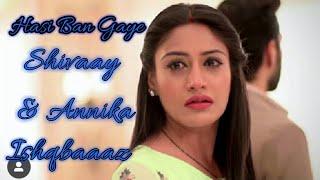 😁Hasi Ban Gaye - Female Version • Shivaay & Annika😁