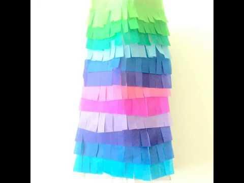 East DIY Paper Bag Pinata