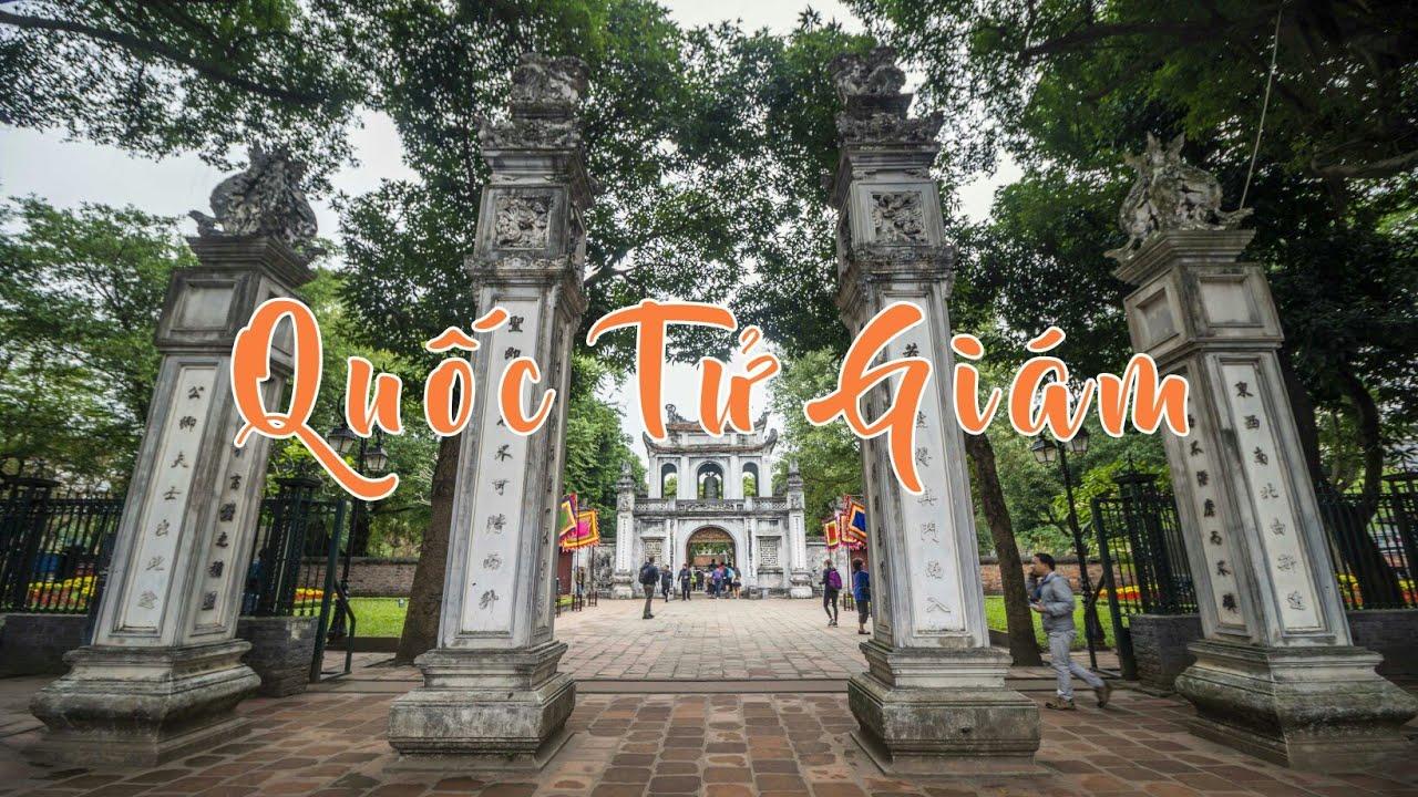 Văn Miếu Quốc Tử Giám – Trường Đại Học Đầu Tiên Của Việt Nam