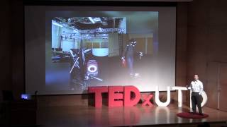 Bringing Virtual Reality Home | Ryan McMahan | TEDxUTD