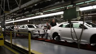 Chevrolet Volt - Hamtramck Assembly Plant - Detroit