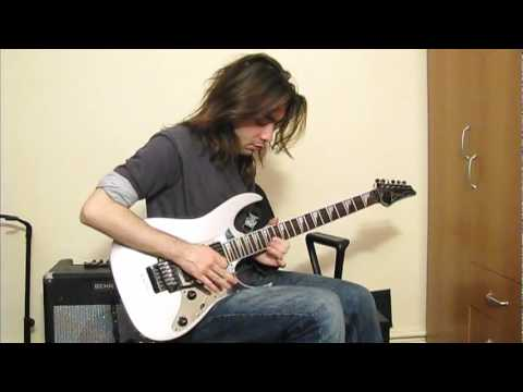 Andy James Guitar Solo Contest Entry by Ugur Dariveren ...