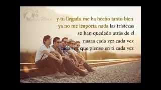 Los Claxons - Cualquier forma de amor (Letra/Lyrics)