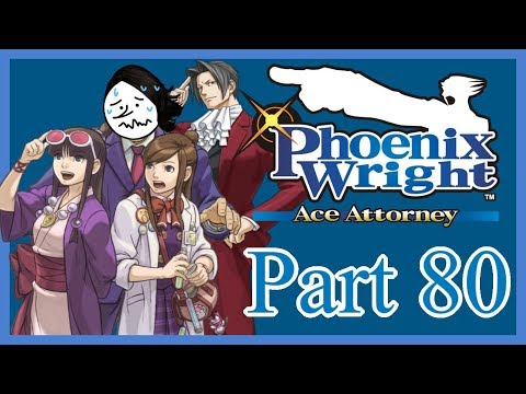 Emergency Episode Part 1 of 2 Phoenix Wright Ace Attorney Part 80