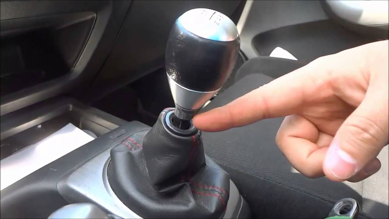 how to remove shift knob 8th gen civic si 2006 2011. Black Bedroom Furniture Sets. Home Design Ideas