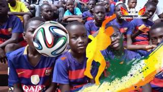 Fc barca kids is a juvenile team base in mamprobi (accra-ghana) participated three categories (u-11, u-13, and u-15) of astros lord the wings tournamen...