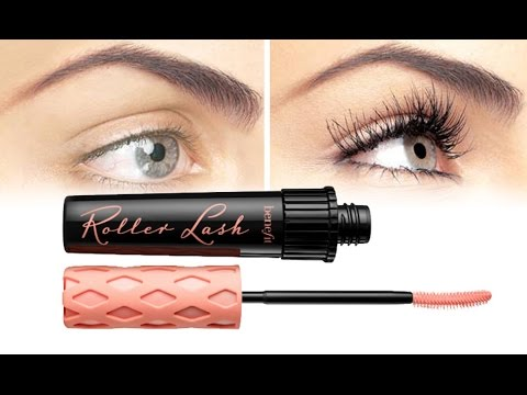 2e337102143 BENEFIT - NEW ROLLER LASH REVIEW AND DEMO! - YouTube