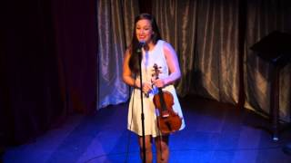 "Lauren Wright- ""Little Jazz Bird"""