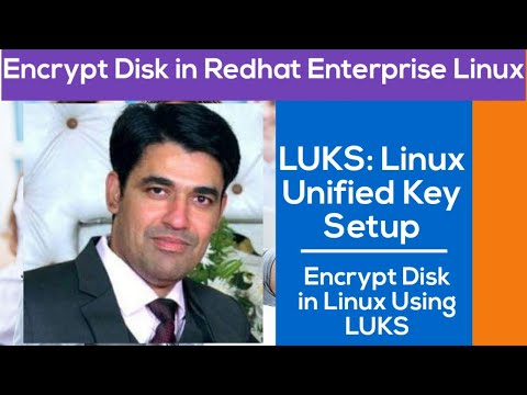 How To Use LUKS Utility In Linux For Disk Encryption | Setup Encryption Using LUKS In Linux (RHEL 8)