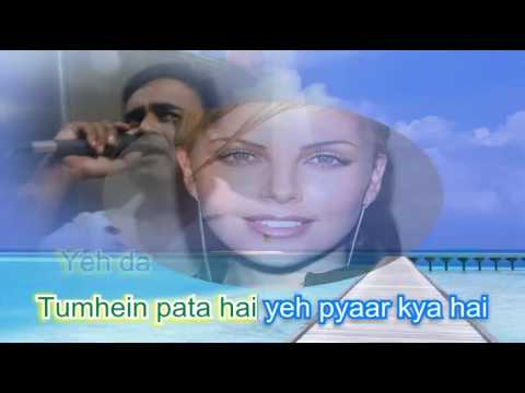 bahut jatate ho pyar humse Revised karaoke only for male singer