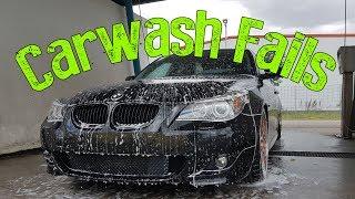 Car wash Fails !!! So würde ich mein Auto nicht waschen (inside)