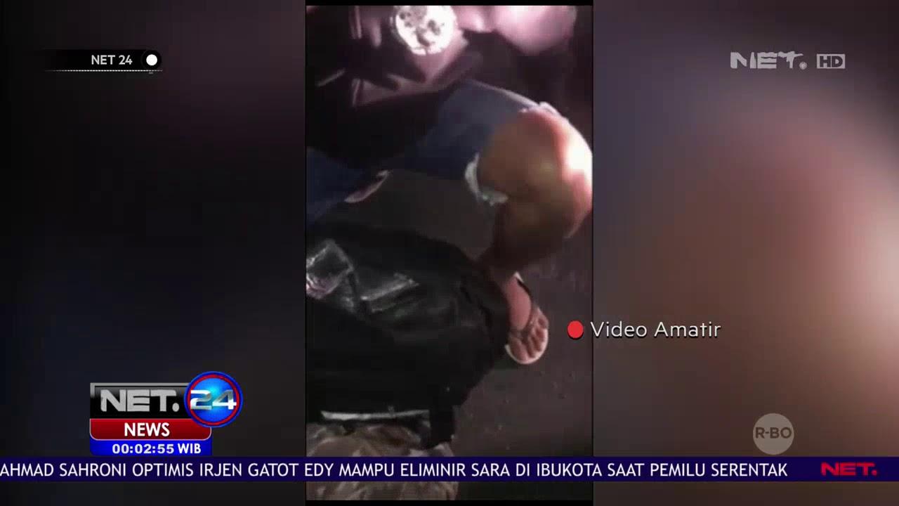 Video Amatir, Penangkapan Oknum Polisi yang Terlibat Jaringan Narkoba Internasional NET24