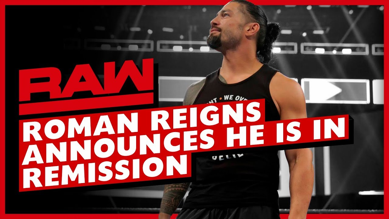 WWE Raw Feb. 25, 2019 Full Show Review & Results ROMAN REIGNS ANNOUNCES HIS LEUKEMIA IS IN REMIS