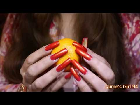 Binaural Eating Mandarin Sounds ASMR