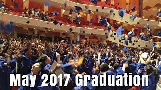 May 2017 Graduation Ceremony Live Streaming thumbnail
