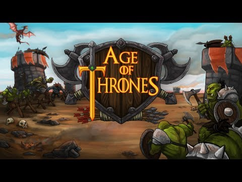 OFFICIAL - Age of Thrones Launch Gameplay Trailer - (iOS/Android)