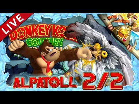 DONKEY KONG COUNTRY: TROPICAL FREEZE - Spiel auf Zeit #4: Shiny Alpatoll! [1080p] ★ Let's Play