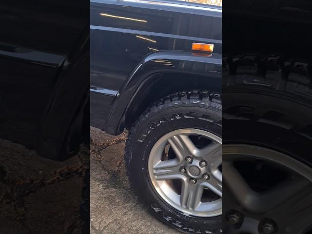 Jeep Cherokee XJ Orvis
