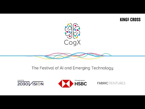 Web 3 0 & Decentralised Future Stage Live at CogX 2019