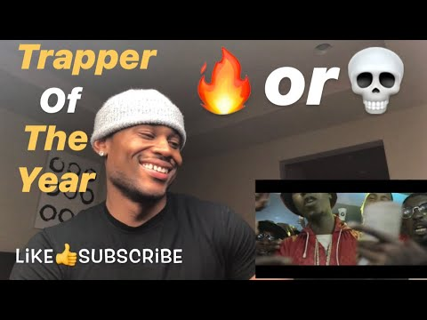 Nines - Trapper Of The Year (Official Video) Ft. Jay Midge (Reaction)
