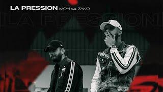 ZAKO Feat. MOH - La Pression (Clip Officiel) Prod by Dj Z.Joker