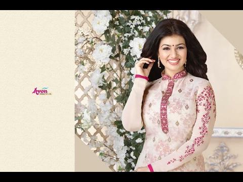 Ayesha Takia Salwar kameez Collection 2017||Avon Trendz PVT.LTD ||Aaroshi vol-13