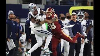 Chidobe Awuzie, Jeff Heath & Anthony Brown vs Washington || Dallas Cowboys Film Session