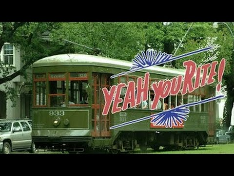 Yeah You Rite! - New Orleans Jazz Fest episode #13