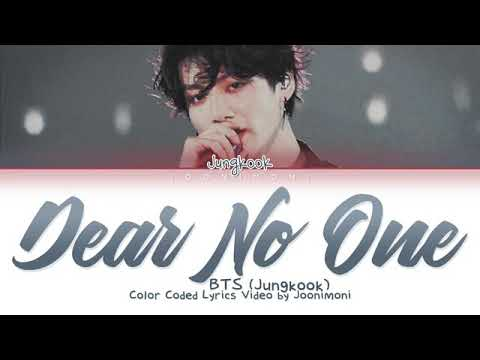 Download HAPPY BIRTHDAY JUNGKOOK (BTS) Dear No One Cover
