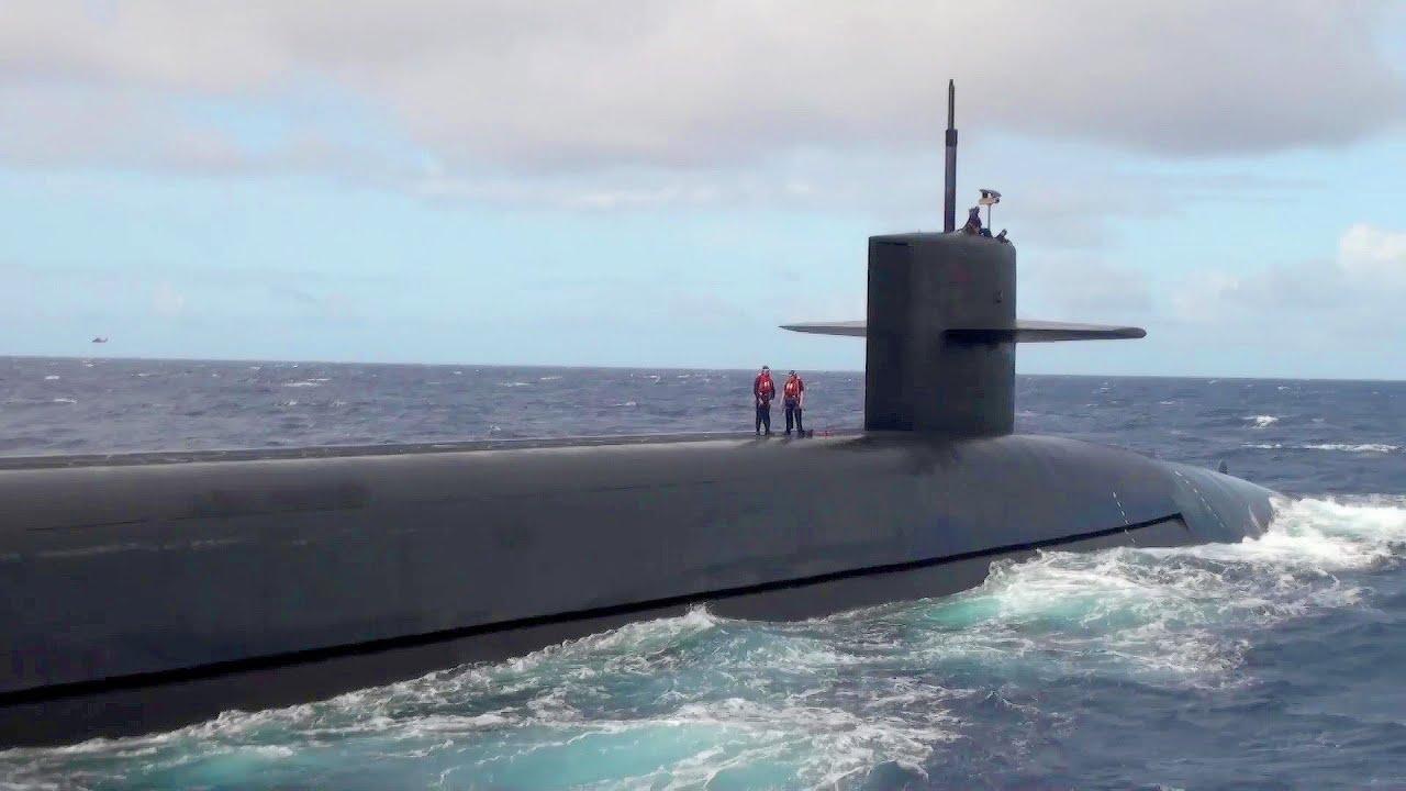 титановые подводные лодки сша