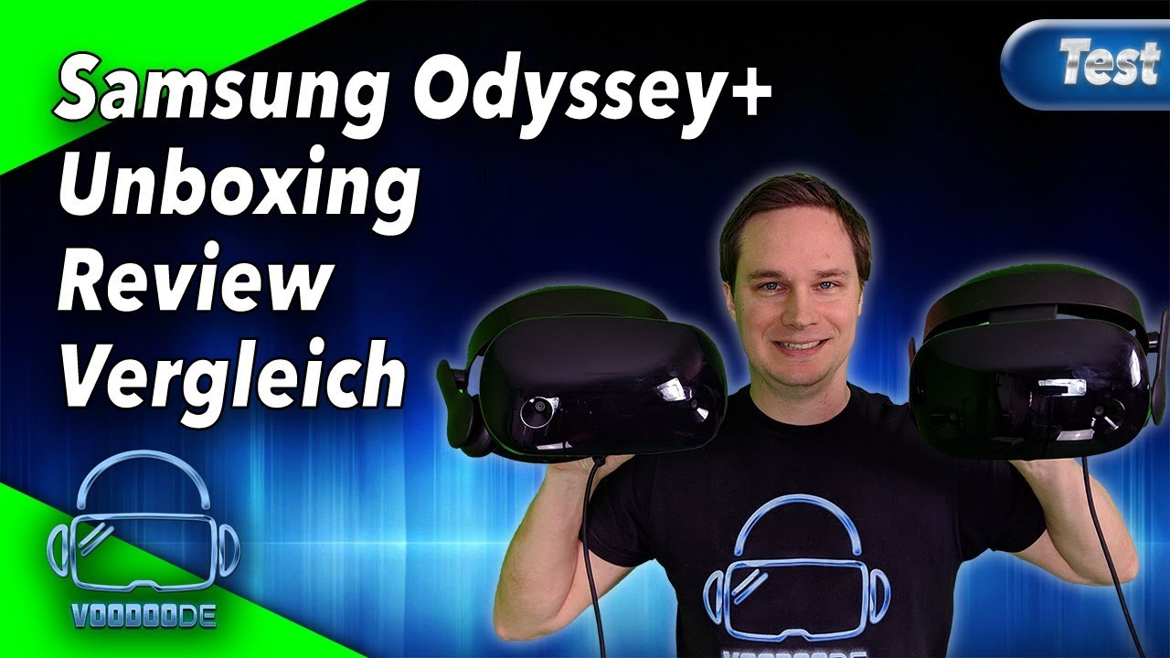 Samsung Odyssey + - Page 3 - Virtual Reality and VR Controllers - IL