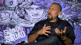 """Interview - David Ayer On """"Suicide Squad"""" Fans And Bad Reviews"""