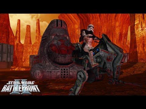 Star Wars Battlefront 2 Mod | Pax Empiricae | Geonosis Canyons