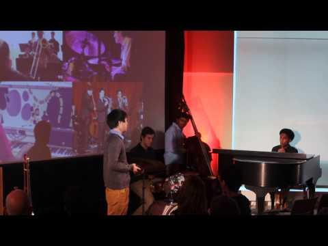 Deciphering genius through jazz   Kevin Jiang   TEDxNewarkAcademy